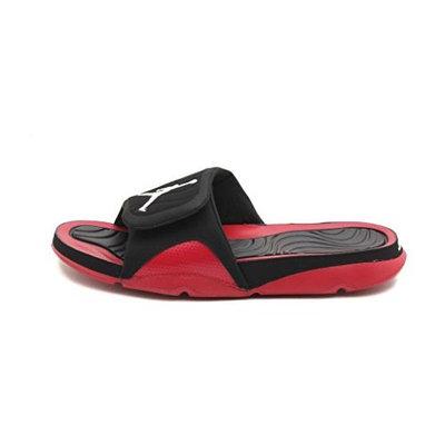 Nike Jordan Men's Jordan Hydro 4 Sandal [Cool Grey/White-University Blue, 13 D(M) US]