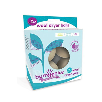 Bumgenius bum Genius Wool Dryer Balls 4 Pack