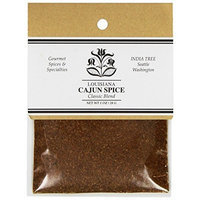 India Tree Cajun Spices, 1 oz (Pack of 4)