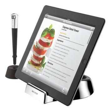 Belkin Tablet Kitchen Stand/Wand - Silver/Black (F5L099tt)