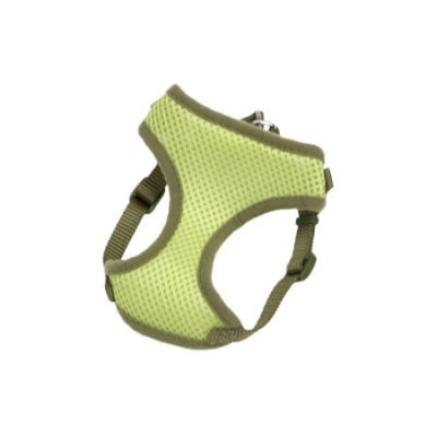 Coastal Pet Products CO06284 Extra Small Soft Comfort Harness - Lime