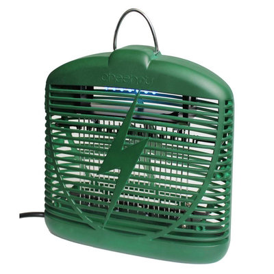 OneShot Pest Control Hanging or Tabletop Bug Zapper with LED OBZIO1000