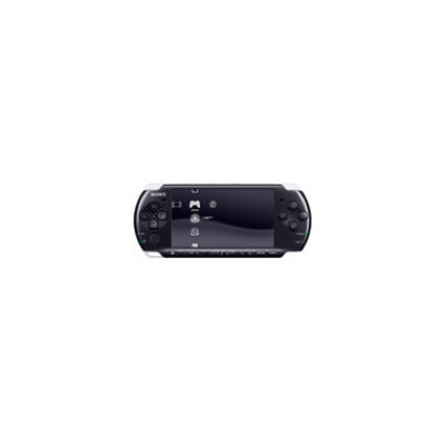 Sony PSP System 3000 - Black (ReCharged Refurbished)