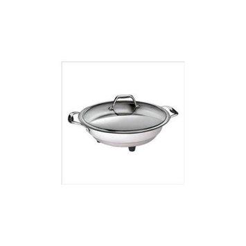 Cucina Pro 1654 Classic Electric Skillet -16 Inch - Non-Stick Interior