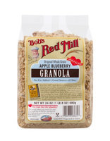 Bob's Red Mill Granola Apple Blueberry 24 oz