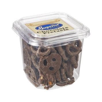 Superior Chocolate Pretzels
