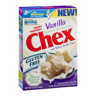 Chex Rice Cereal Vanilla