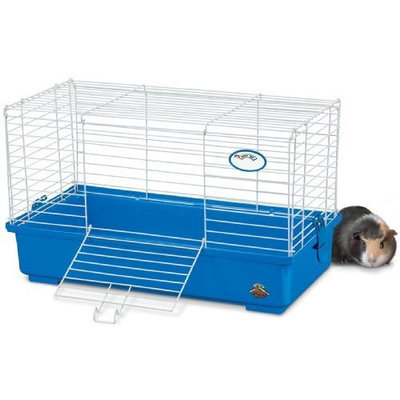 Super Pet Small Animal's Used Cage with Deep Tub