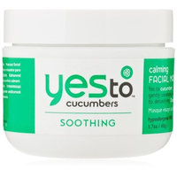 Yes to Cucumbers Calm Care Soothing Facial Mask, Normal to Sensitive Skin 1.7 fl oz