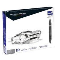 Prismacolor Premier Chisel Marker Neutral Grey Set 12CT