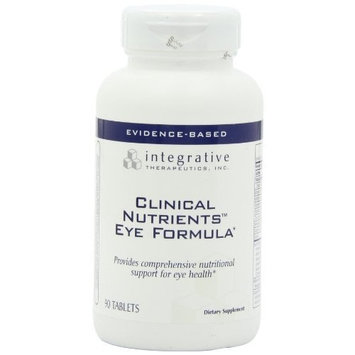 Integrative Therapeutic's Integrative Therapeutics Clinical Nutrients Eye Formula, 90 Tablets