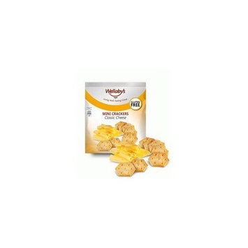 Wellaby's Original Cheese Mini Crackers (3/5 Oz)