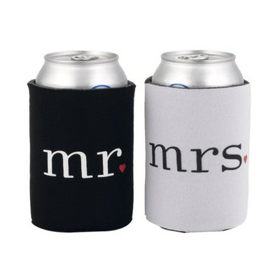 Hortense B. Hewitt Mr. and Mrs. Can Coolers