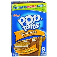 Kellogg's Pop-Tarts, Frosted S'mores