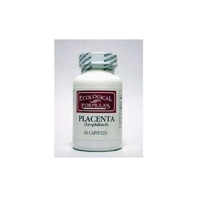 Ecological Formulas - Placenta 60 caps 250 mg