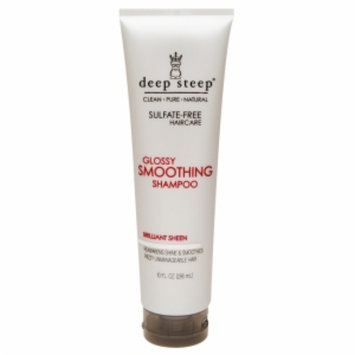 Deep Steep Glossy Smoothing Shampoo, 10 fl oz