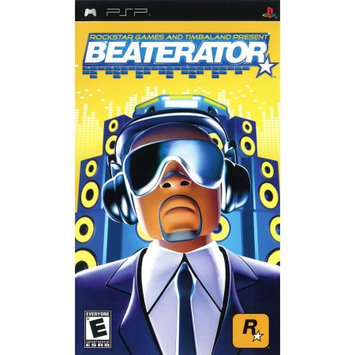 Take-two TakeTwo 37129 Beaterator PSP Video Game