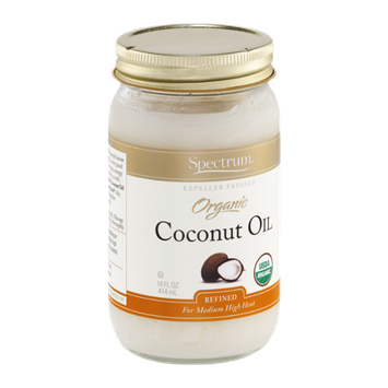 Spectrum Coconut Oil Organic