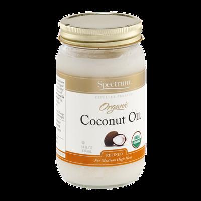 Spectrum Coconut Oil Organic