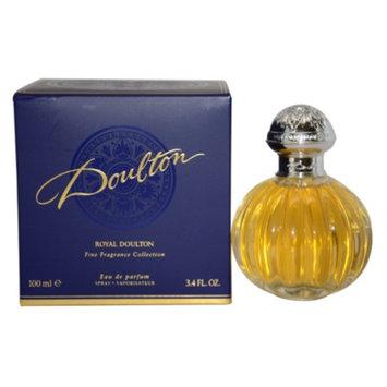 Doulton by Royal Doulton Eau De Parfum Spray 3.4 oz