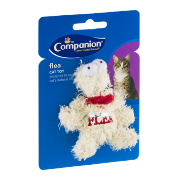 Companion Cat Toy Flea