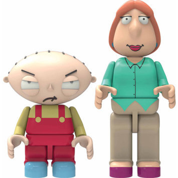 K'NEX Â Family Guy K'NEX Family Guy Buildable Figures: Stewie & Lois Griffin