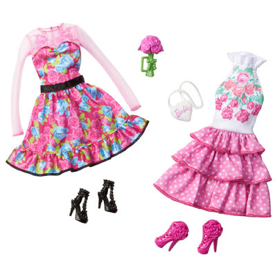 Mattel Barbie Picture Day Fashions