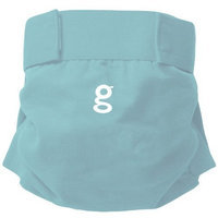 gDiapers Little gPants - Small - Glacier Blue