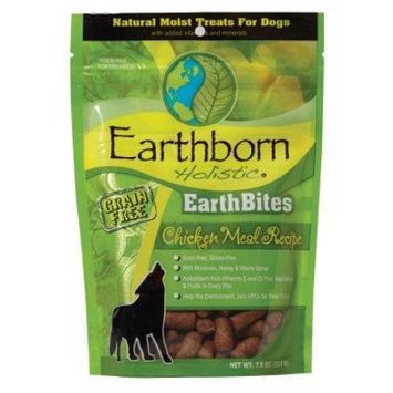 Earthborn Holistic EarthBites Chicken Meal Recipe Dog Treats