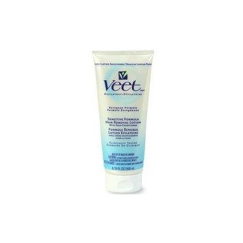 Veet Sensitive Formula Hair Removal Lotion 6.76 fl oz (200 ml)