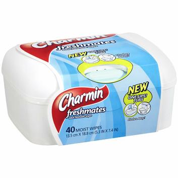 Charmin Freshmates Adult Flushable Wipes