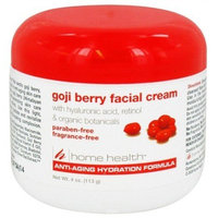 Home Health Goji Berry Fragrance-Free Facial Cream, 4 Ounce