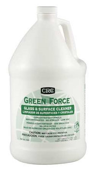 CRC 14461 Glass and Surface Cleaner,1 gal, Clear