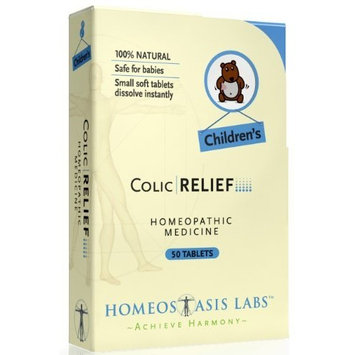 Homeostasis Labs Children's Colic Relief, 50-Count
