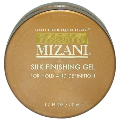 Silk Finishimg Gel for Hold and Definition by Mizani, 1.7 Ounce