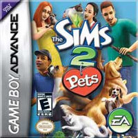 EA The Sims 2: Pets (GameBoy Advance)
