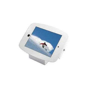 Mac Locks iPad Space Kiosk White