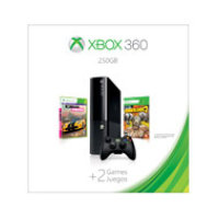 Microsoft Xbox 360 250GB 2014 Spring Value Bundle