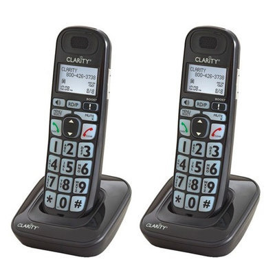 Clarity E814HS (2-Pack) Clarity E814 Handset