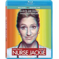 Nurse Jackie: Season 6 (Blu-ray + Digital HD) (Widescreen)