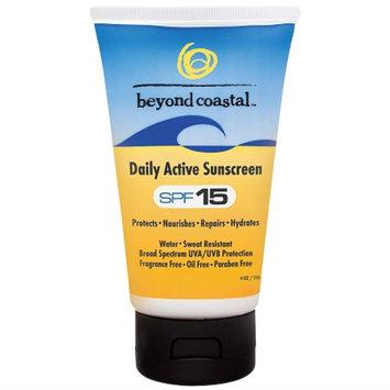 Beyond Coastal Daily Active Sunscreen