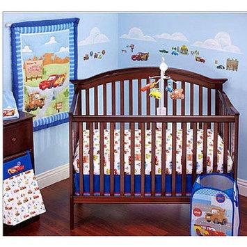 Disney - Cars Radiator Springs 3-piece Crib Bedding Set