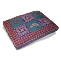 Petmate 40 x 30 Lake Lore Quilted Pet Bed
