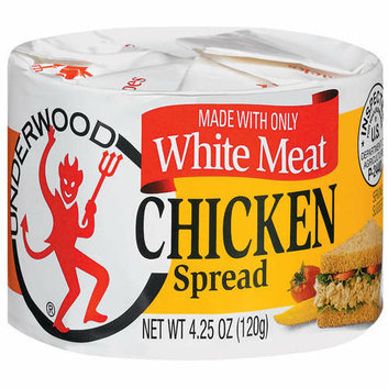 Underwood White Chicken Meat Spread