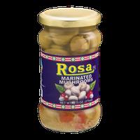 Rosa Marinated Mushrooms