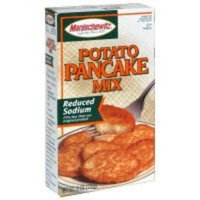 Manischewitz, Pancake Mix, Potato, L / S, 12/6 Oz