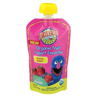 Earth's Best Organic Fruit Yogurt Smoothie - Mixed Berry 4.2oz (12