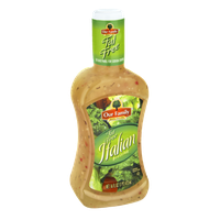 Our Family Fat Free Italian Dressing
