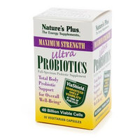 Nature's Plus Ultra Probiotics