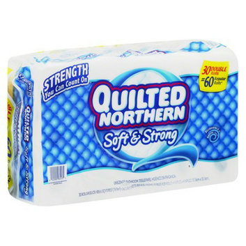 Quilted Northern Soft & Strong Bath Tissue Pack 30 pk
